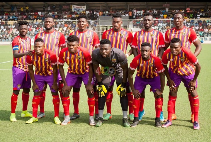 Hearts of Oak Most Valuable Players for 2019/2020 season