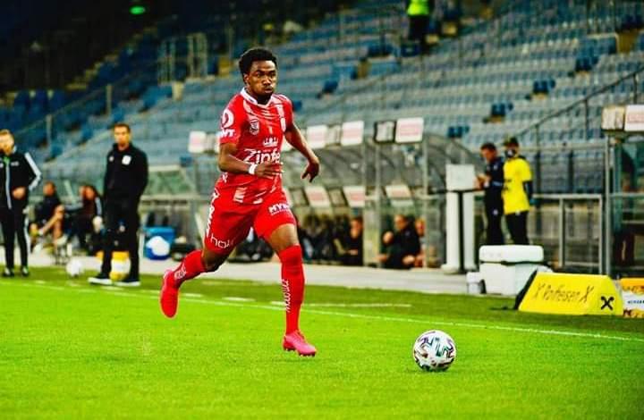 VIDEO: Watch Samuel Tetteh's equalizer for LASK Linz against Sturm Graz