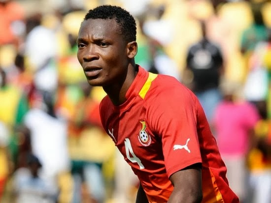 I was once called a 'Monkey' by a Black Stars teammate - John Paintsil