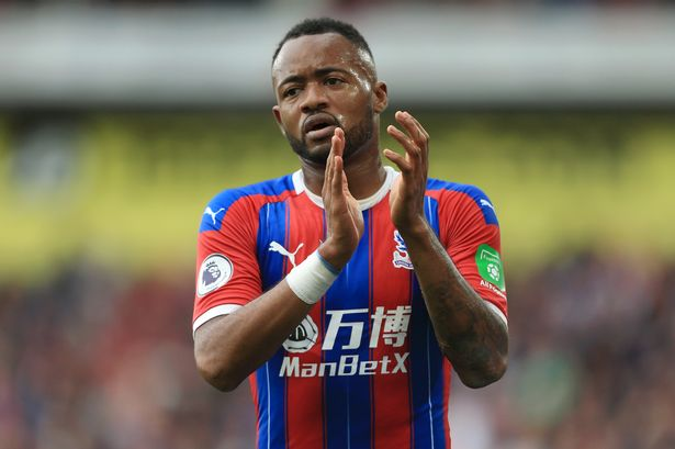 Jordan Ayew leads Crystal Palace attack against Burnley tonight