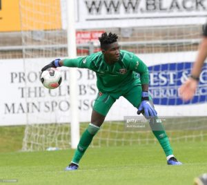 Ghana and West Ham shot-stopper Anang set for summer move