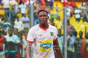 Kotoko's negotitaions with Medeama to permanently sign Justice Blay in limbo