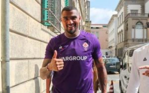 KP Boateng to return to Fiorentina if permanent switch to Besiktas fails