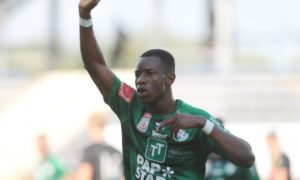 Kelvin Yeboah extends contract with WSG Tirol