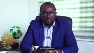 Kurt Okraku links up with Sports Ministry to help Ghanaian footballers stranded in Ethiopia