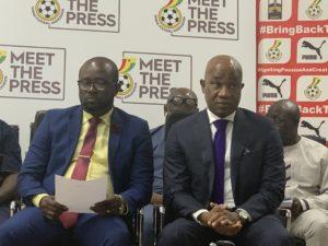 GFA Executive Council to deliberate over fate of football season via Zoom meeting tomorrow