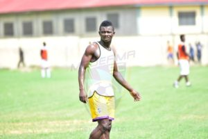 Deciding fate of football season should not be rushed - Medeama's Kwasi Donsu
