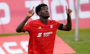 Willem II Technical Director Mathijsen claims Ghanaian international Kwasi Wriedt is a complete striker