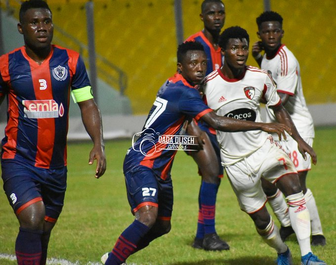 Legon Cities FC shareholder call on gov't to support clubs run Covid-19 tests for players