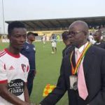 WAFA midfielder Andrews Ntim Manu eyes Kotoko move