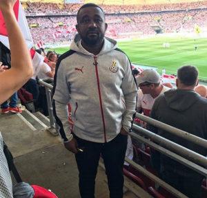 Alex Akummey charges Ghana FA to cancel 2019/20 football season