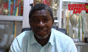 We will run to Otumfuo to beg if we need to sign players - Maxwell Konadu react to ban on player signing