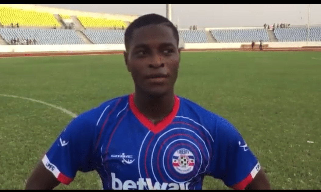 Granada in talks with Liberty Professionals to sign teenager Mubarak Alhassan