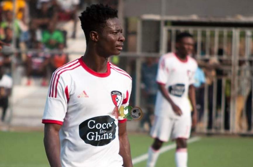 WAFA star Ntim Manu will consider Asante Kotoko transfer