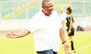 Aduana Stars coach Paa Kwasi Fabin blames bad officiating for Bechem United draw