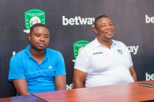 Am not leaving Aduana Stars - Coach Paa Kwasi Fabin rubbish reports