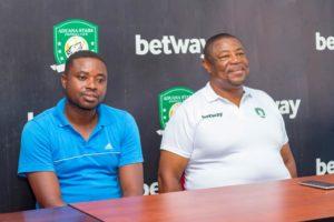Am not leaving Aduana Stars - Coach Paa Kwasi Fabin rubbish reports
