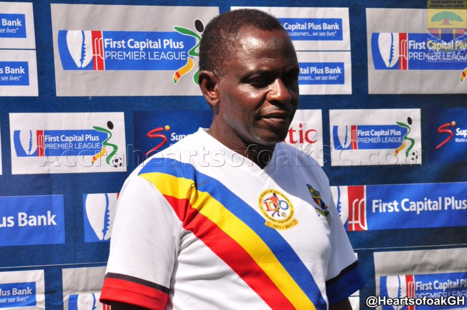 Mohammed Polo wants GPL clubs to appoint practical coaches