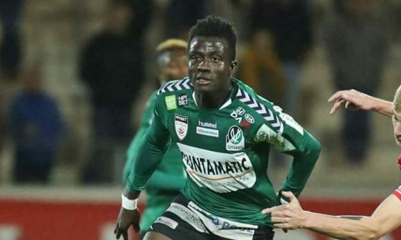 I go into matches thinking the Blacks Stars coach is there watching - Reuben Acquah