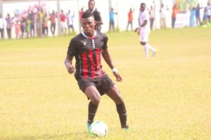 Inter Allies forward Samuel Armah confident club will finish in top four