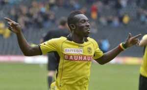 Godwin Attram bemoans Samuel Afum's inability to rise to the level of Mohammed Salah