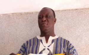 Takyi Arhin insists gov't must take care of the cost of testing players for Covid-19