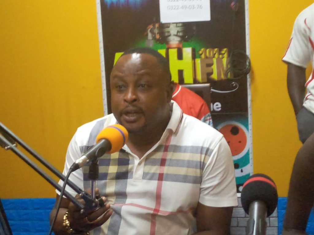 """""""My team is ready to compete in Africa"""" - Ashgold coach Duah"""