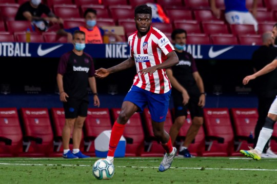 FEATURE: Thomas Partey causes Simeone a dilemma for Lisbon