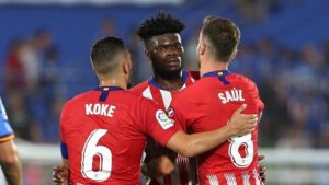 Partey, Koke and Saul are non-negotiable for Diego Simeone