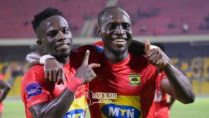 Kotoko striker William Opoku eyes continental success with club