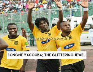 Obed Owusu extols former Kotoko teammate Sogne Yacouba