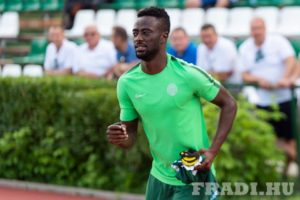 I couldn't travel home for my sister's funeral due to coronavirus – Hungary-based defender Abraham Frimpong