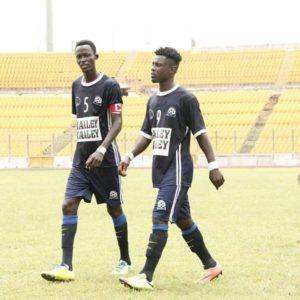 Joseph Adu will consider a move to any Premier club amid Berekum Chelsea link