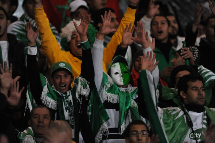 FEATURE: The brutal beauty of Morocco's Soccer Ultra