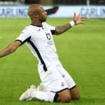 Andre Ayew is the highest rated player in Swansea