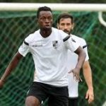 Portugal: Joseph Amoah bags an assist as Vitoria share the spoils with Sporting Lisbon