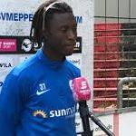 We deserved the win against SV Meppen- Aaron Opoku