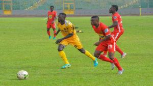 Kotoko, Ashgold to represent Ghana in Africa next season