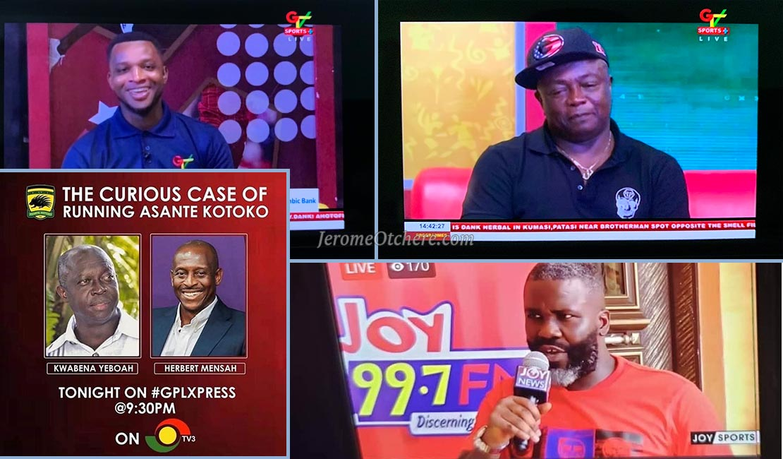 Jerome Otchere writes: Good football content in Covid times