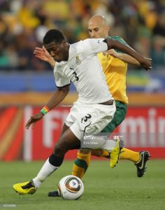 Today in history: Ghana draw 1-1 against Australia at 2010 WC - VIDEO