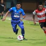 Ex-Ghana youth player Emmanuel Oti recounts debut for Indonesia outfit Madura United