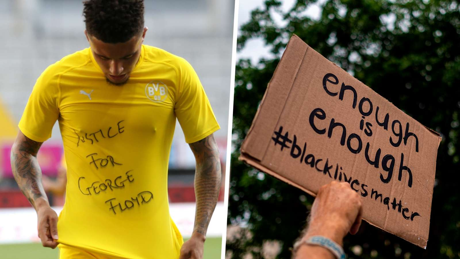 FEATURE: Why 'Black Lives Matter' ring hollow in football in 2020