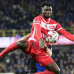 Belgian side Royal Mouscron set to sign Jonah Osabutey on a permanent deal