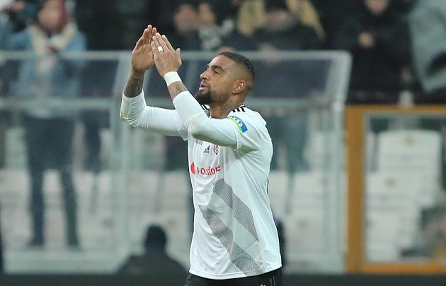 KP Boateng set to return to Fiorentina