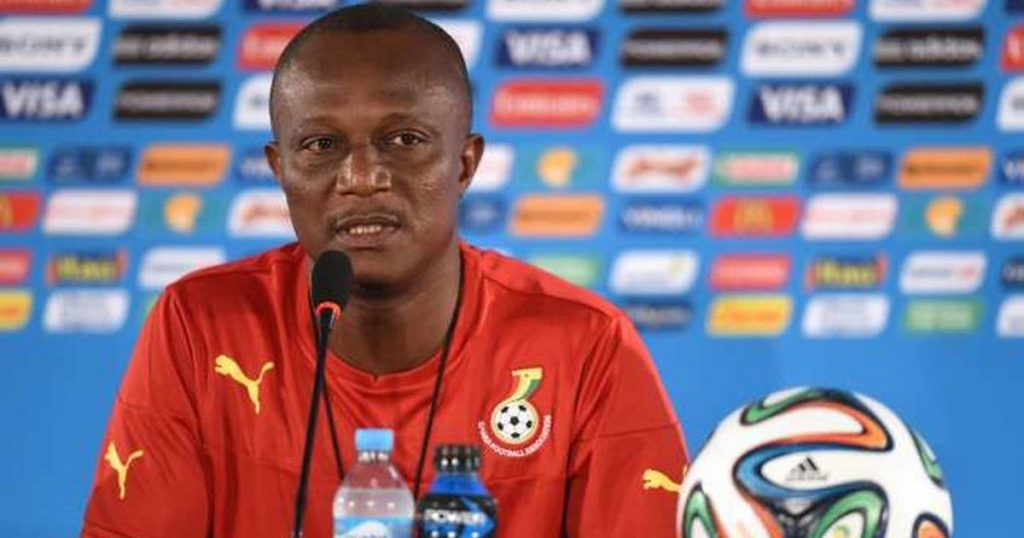 Asante Fokuo confirms interest from national teams & clubs for the services of Kwesi Appiah