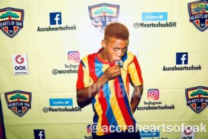 Hearts of Oak defender Larry Sumaila disappointed with goalless draw against Karela