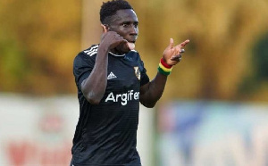I was racially abused but not in Serbia - Samuel Owusu clarifies