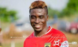 Kotoko defender Patrick Yeboah appreciates Maxwell Konadu's openness