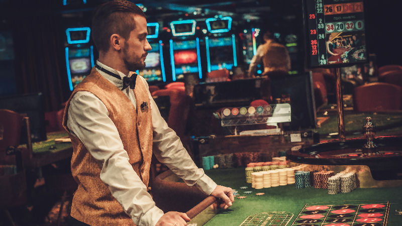 When casino games become work