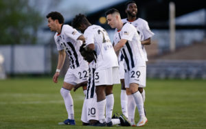 Kwasi Donsu reveals why he was not signed by Colorado Springs after his successful loan spell